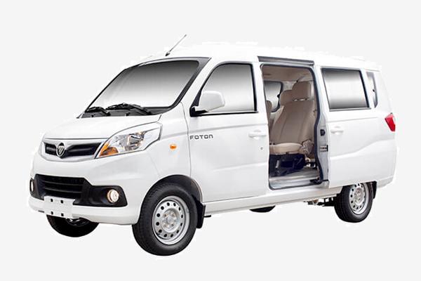 foton-van-pasajeros-modelo-2019